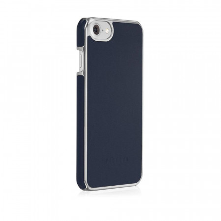 Pipetto iPhone 7 snap case navy - back angle 2