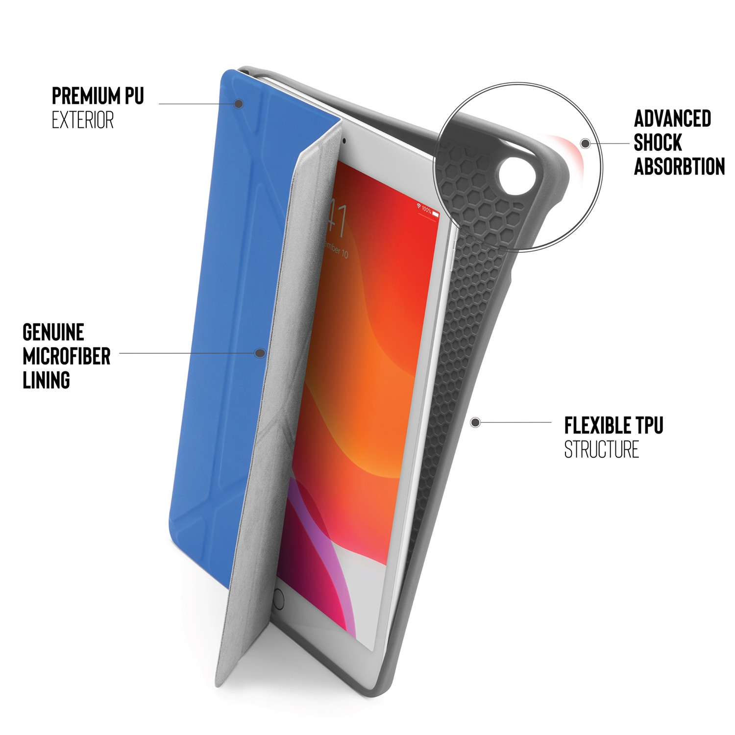 Ipad 7th Generation 10 2 Quot Smart Cover By Pipetto London