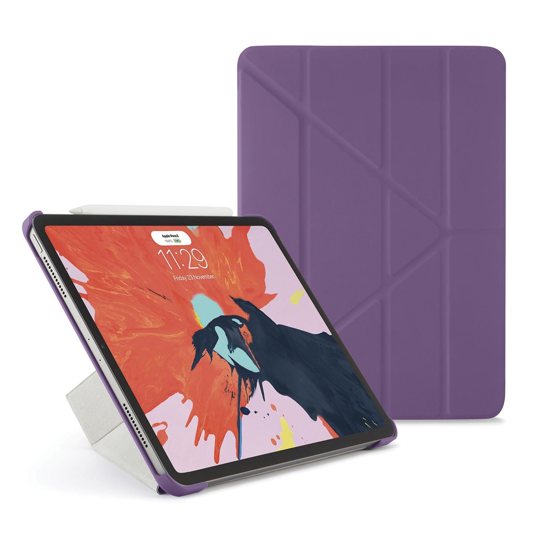 Pipetto Origami Ipad Pro 11 Case Purple