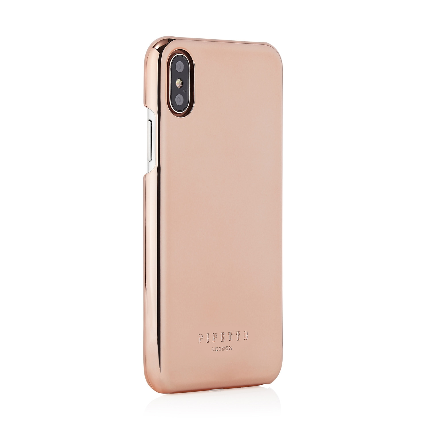 size 40 e90db 879b2 iPhone X/XS Case Magnetic Shell - Rose Gold