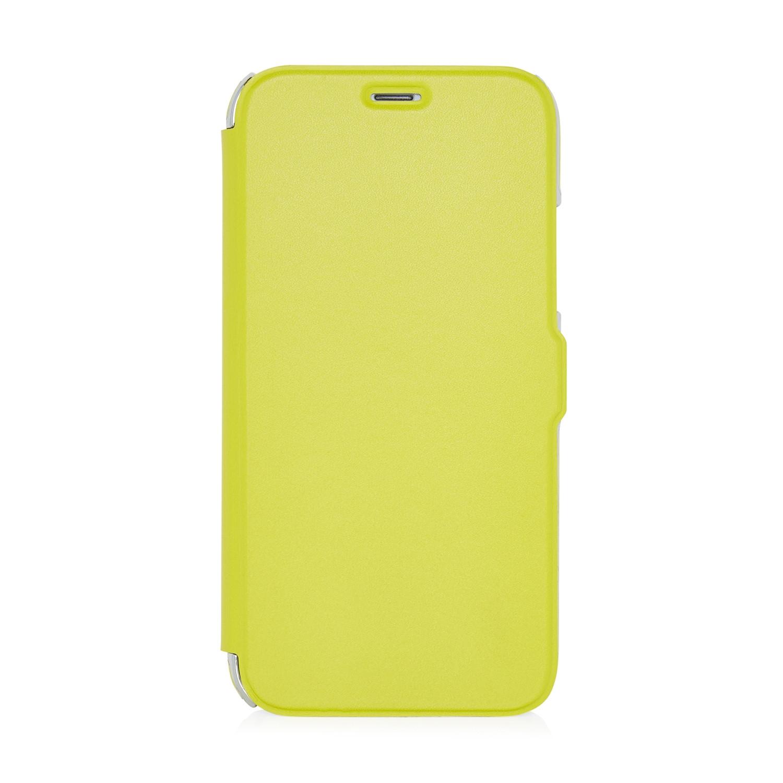 official photos d7489 19f74 iPhone X/XS Slim Wallet - Pistachio Yellow (Online Exclusive)