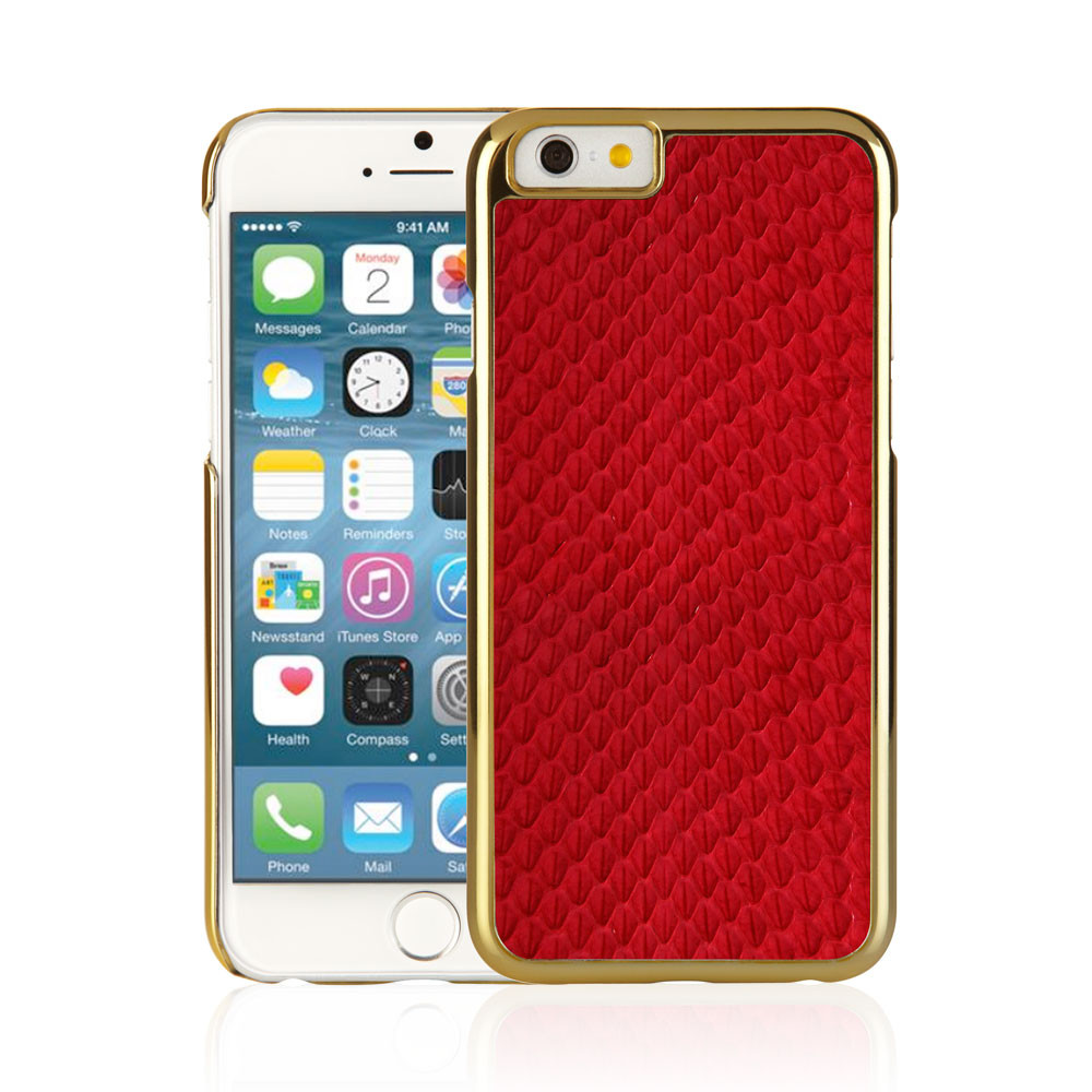 info for 96103 176af iPhone 6 / iPhone 6S Exotic Snap Case - Red Snakeskin