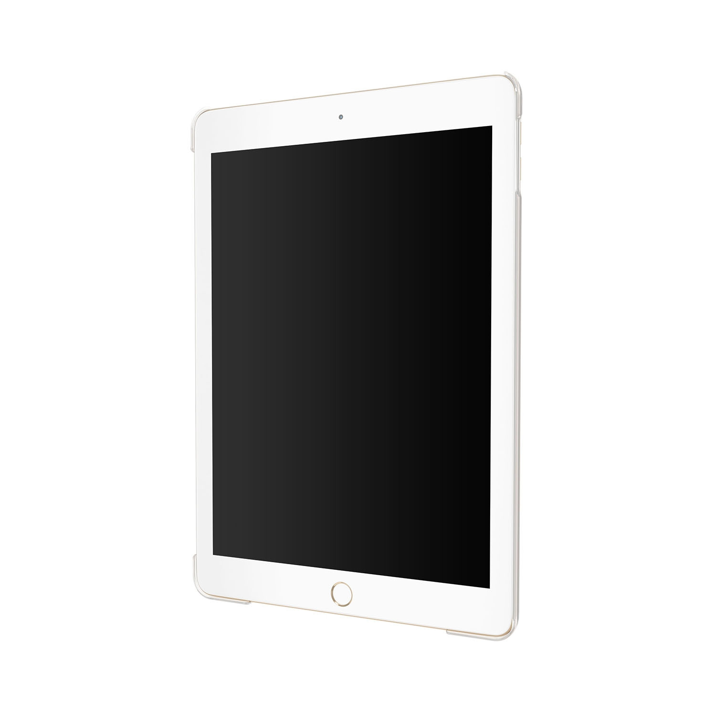 ad8618e4c714 pipetto ipad Pro 10.5 clear case - cover on front