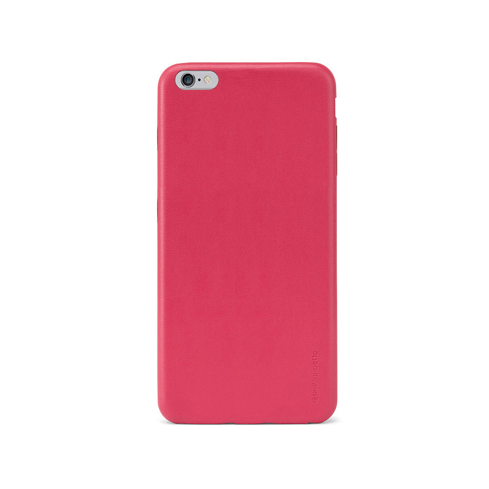 bab4c47cd9967 iPhone 6 Plus / iPhone 6S Plus Case Snap Pink Lambskin Luxe