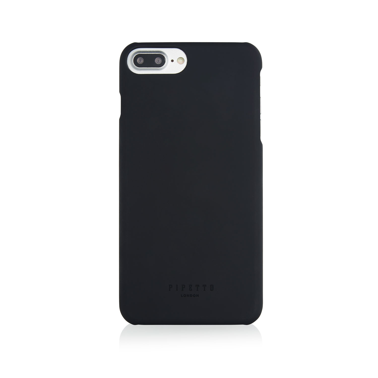 39ee92343f iPhone 7 Plus / iPhone 6 Plus / iPhone 6S Plus Grey Shell Snap Case ...