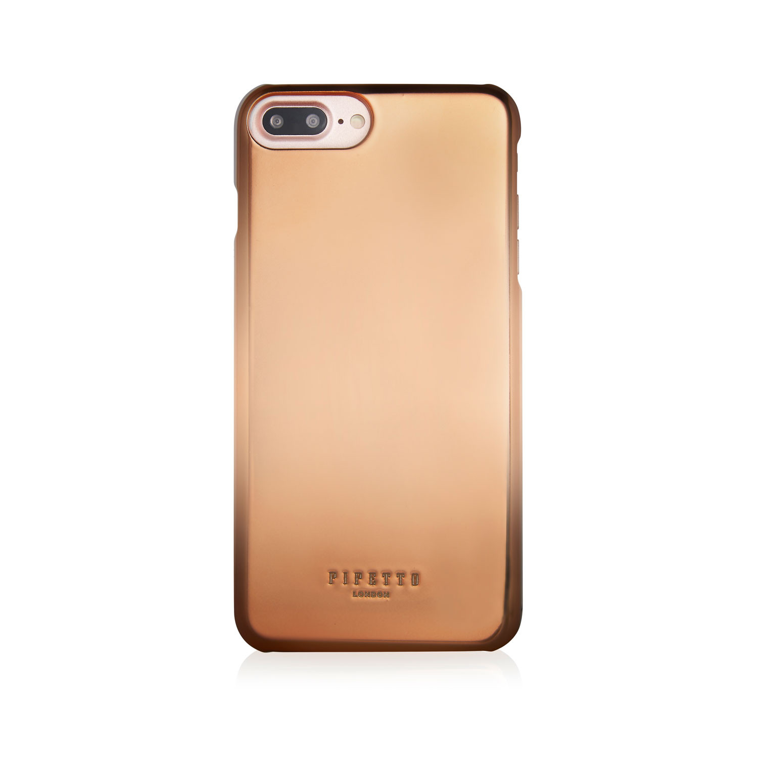 meet 93a8f 7db92 iPhone 7 Plus Case Magnetic Shell - Rose Gold (Also Fits iPhone 6/6S Plus)