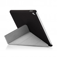 iPad 9.7 (2017 / 2018) Case Origami - Black (Air 1 Compatible)