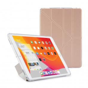 Pipetto iPad Pro 9.7 Origami Case Black - back exterior