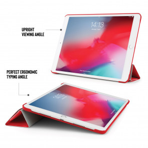 iPad 10.5 Air / Pro 10.5 Origami - Red