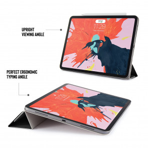 iPad Air 4 (2020) & iPad Pro 11 (1st Gen) Origami Folio 5-in-1 Case - Black