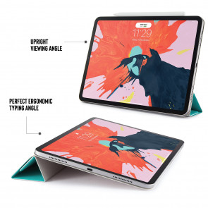 iPad Pro 11 Origami Folio 5-in-1 Case - Turquoise