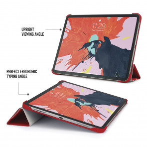 iPad Pro 11 (1st gen) Case Origami - Red