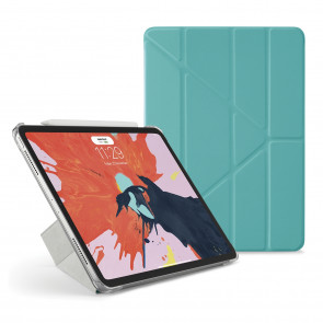 Pipetto iPad 9.7 (2017) Case Black Origami Luxe - front