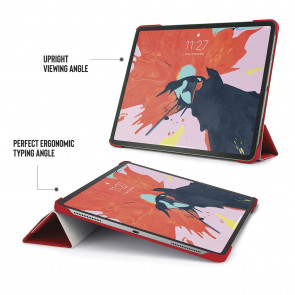 iPad Pro 12.9 Case Origami (3rd Gen) - Red