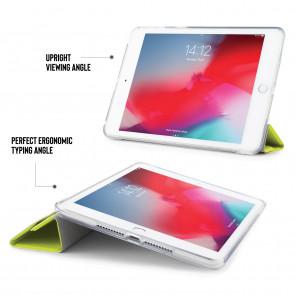 iPad mini 5 / iPad Mini 4 Origami TPU Luxe Case - Pistachio & Clear