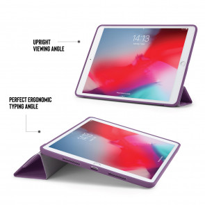 iPad Air 10.5 / Pro 10.5 TPU Origami - Purple