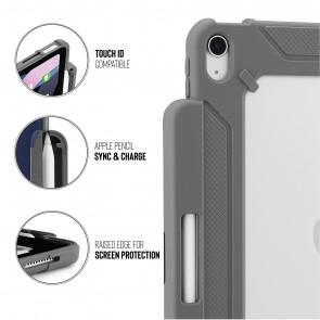 iPad Air 10.9 (iPad Air 4) Origami Pencil Shield Case - Dark Blue