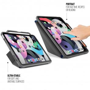 iPad Air 10.9 (iPad Air 4) Origami Pencil Shield Case - Navy