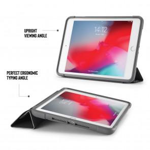 iPad mini 5 / iPad mini 4 Origami Shield Case - Black