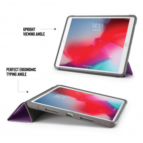 iPad Air 10.5 Origami Shield - Purple