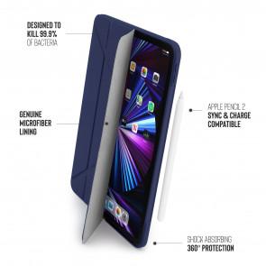 iPad Pro 11 (1st, 2nd & 3rd) Origami No1 Original TPU Case - Dark Blue