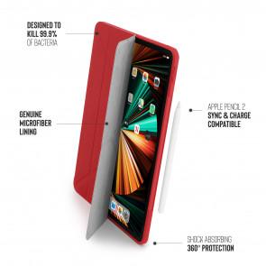 iPad Pro 12.9 (3rd, 4th & 5th) Origami No1 Original TPU Case - Red