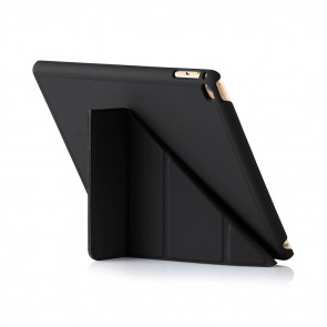 iPad Air 2 Case Black Standing Position 1