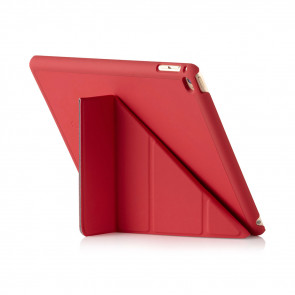 iPad Air 2 Smart Case Back - Red