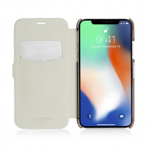 iPhone X/XS Slim Wallet - Dusty Pink