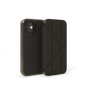 iPhone 12 Mini (5.4-inch) 2020 - Origami Folio Case - Black