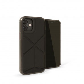 iPhone 12 Mini (5.4-inch) 2020 - Origami Snap Case - Black