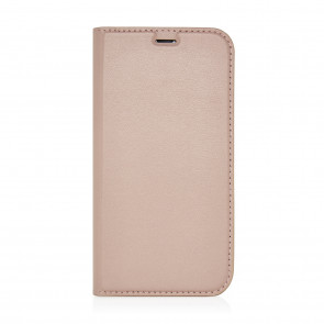 iPhone X/XS Wallet Case [MED] Magnetic - Dusty Pink