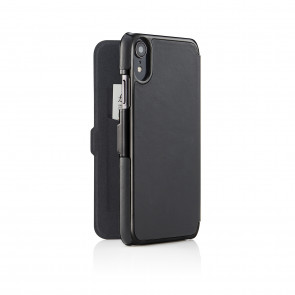 iPhone xr slim jet black - back open