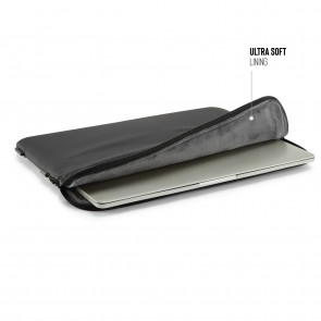 16 Inch Ultra Lite MacBook Sleeve - Black Ripstop (15