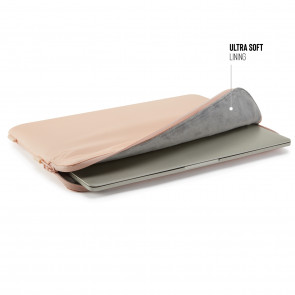 13 Inch Ultra Lite MacBook Sleeve - Dusty Pink Ripstop