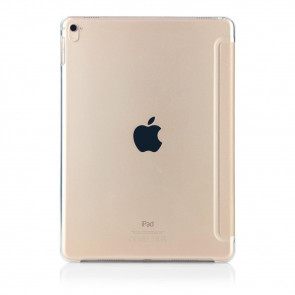 iPad Pro 9.7 Case Origami Clear & Champagne Gold
