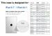 Model Indicator - iPad 9.7 / iPad Air 1