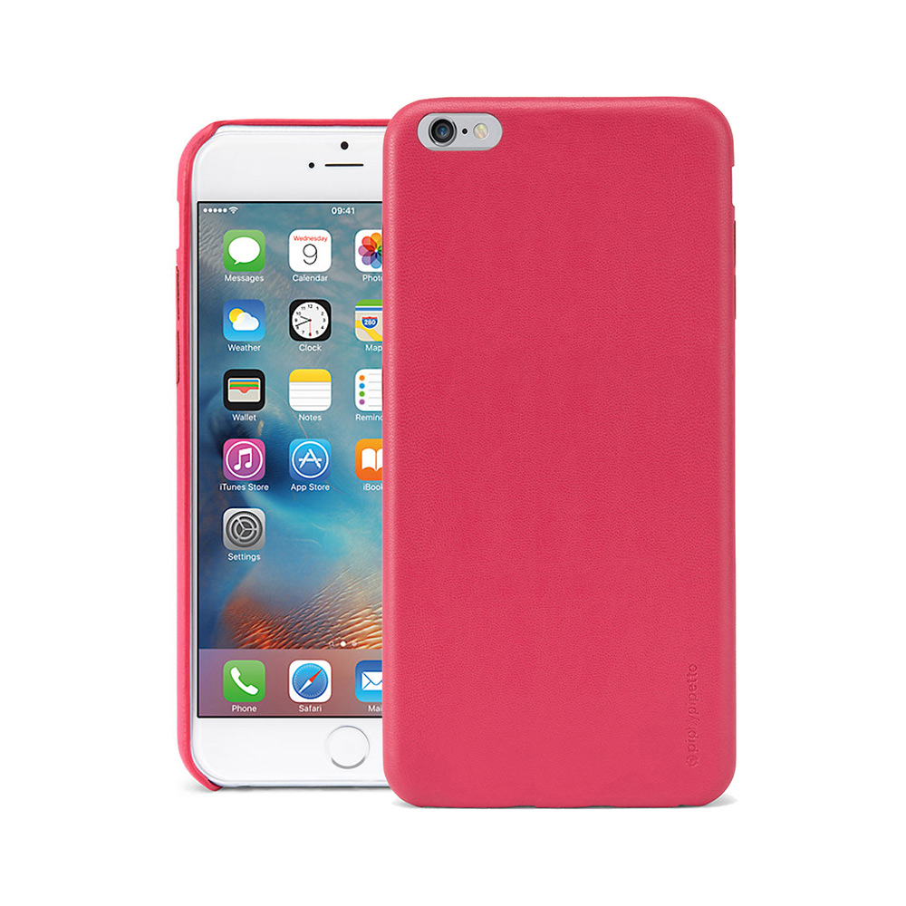 iphone 6 plus pink iphone 6 iphone 6s plus snap pink lambskin 4069