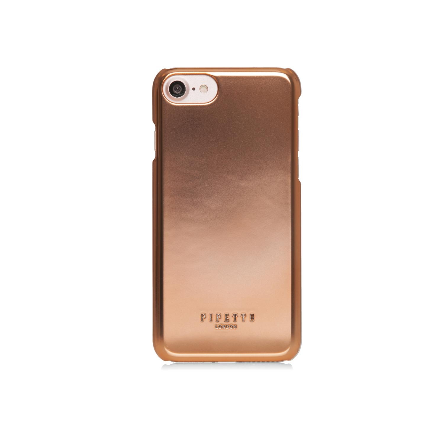 watch e0ef1 28ea9 iPhone 7 Case Magnetic Shell - Rose Gold (Also Fits iPhone 6/6S/8)