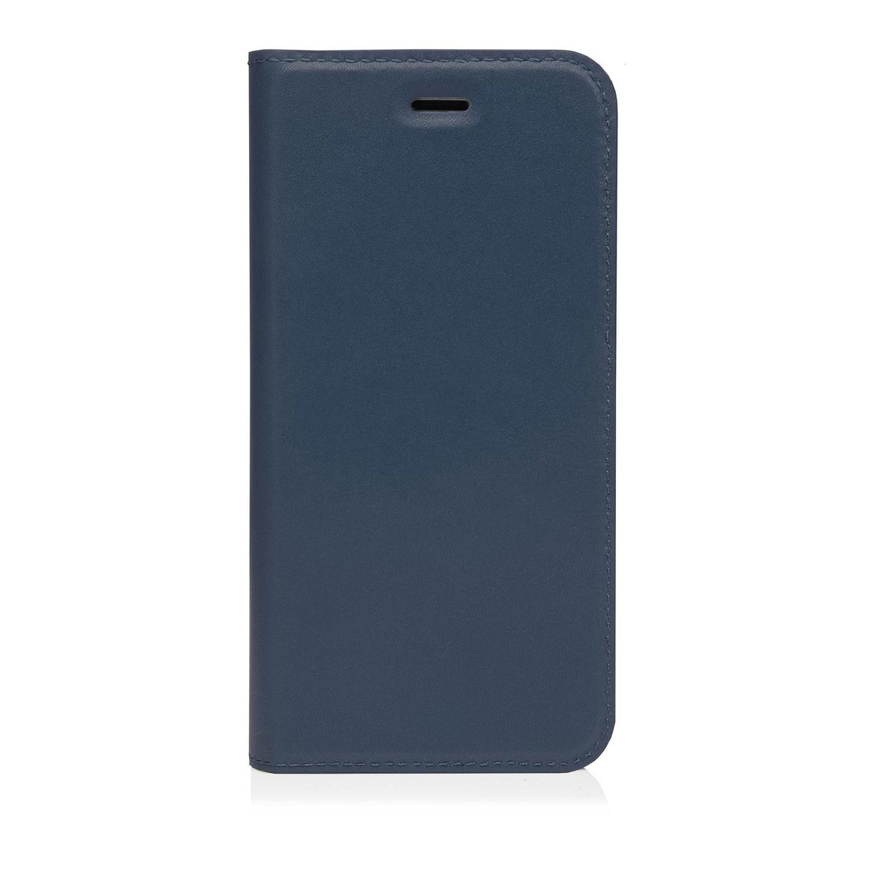 f2fba249fff iPhone 7   iPhone 6   iPhone 6S Navy Leather Wallet Case