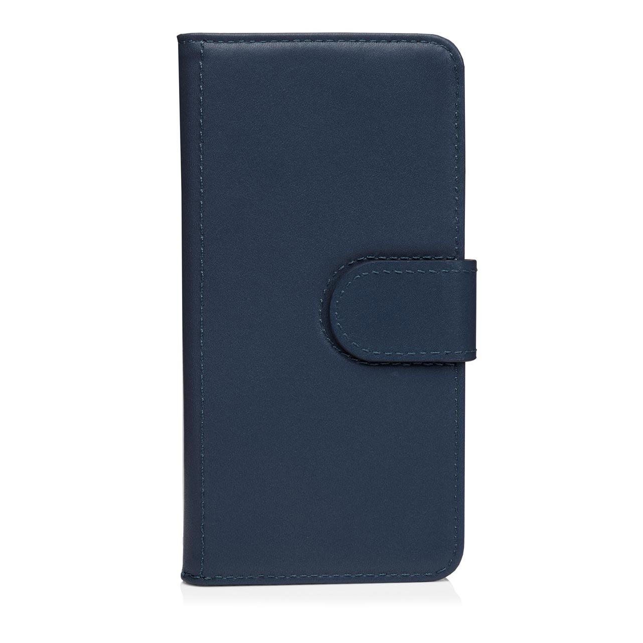 huge selection of b42ae b22b8 iPhone 7 Wallet Case [LRG] Magnetic - Navy (Also Fits iPhone 6/6S and  iPhone 8)