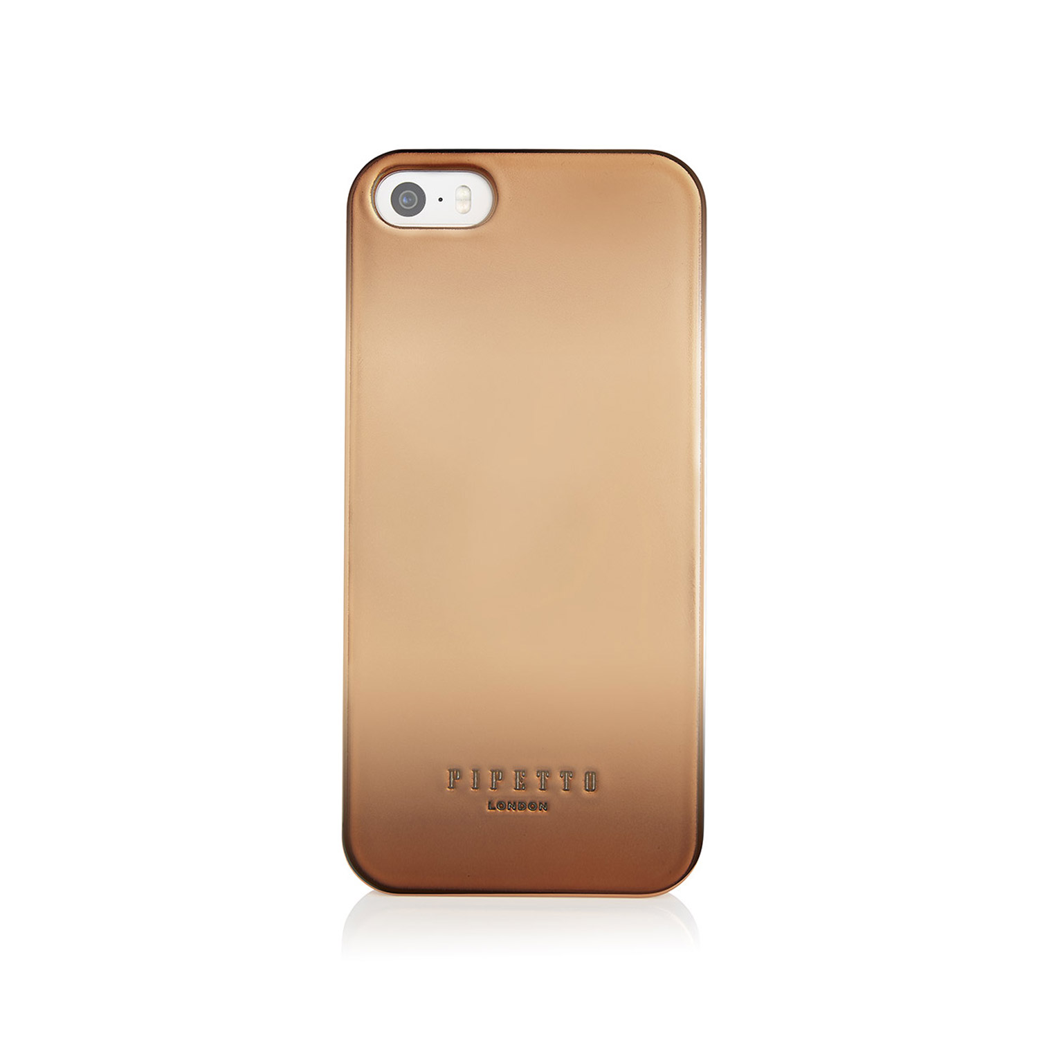 iphone se iphone 5 iphone 5s rose gold shell snap case. Black Bedroom Furniture Sets. Home Design Ideas