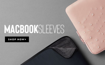 MacBook Sleeves for Air & Pro