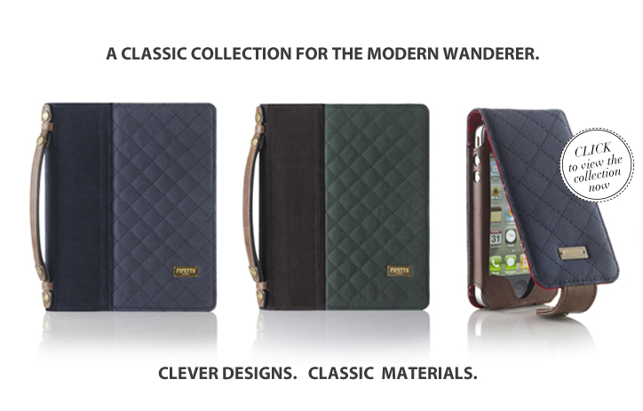 A Classic Collection For The Modern Wanderer